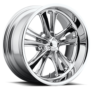 Knuckle - F097 Chrome 5 lug