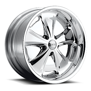 Nova - F206 Polished 5 lug