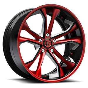 Fresco Red 5 lug