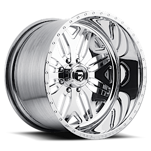 Fuel Forged Wheels FF05 - 8 Lug 8 Polished