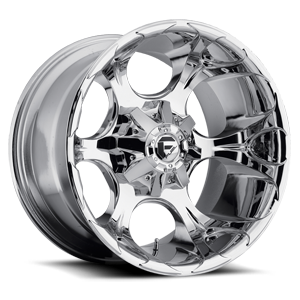 Fuel 1-Piece Wheels Dune - D522 6 Chrome
