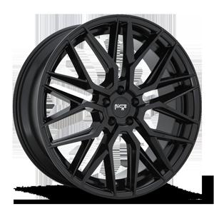 Gamma - M224 20x9 | Glossy Black 5 lug