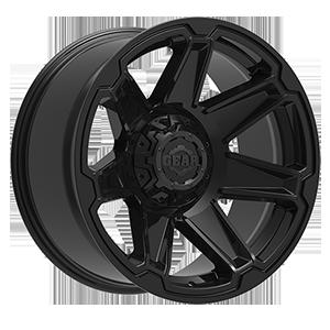 745 Trident Gloss Black 6 lug