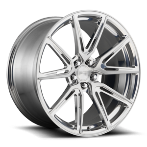 Gemello 20x10.5 Brushed/Polished 5 lug