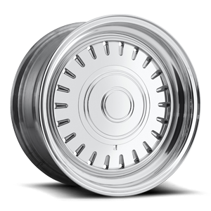 Grundy - U615 Polished 5 lug
