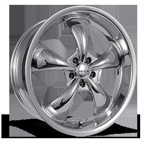 GT PVD Chrome 5 lug