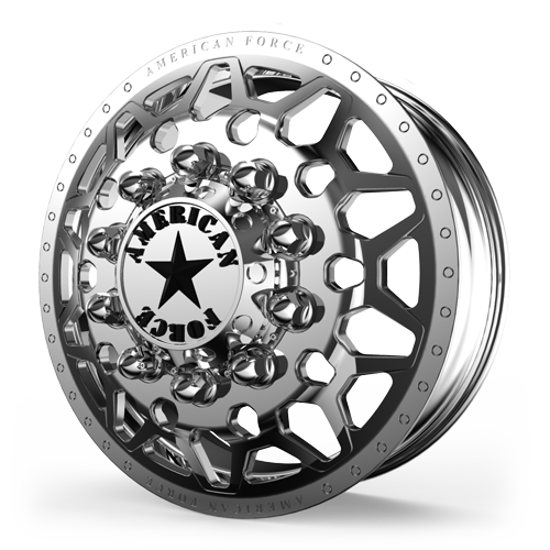H03 Orion SF DRW Polished 10 lug
