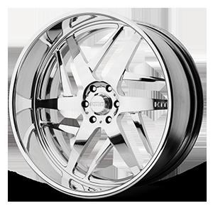 KMC Wheels KM400 6 Polished