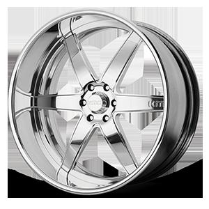 KMC Wheels KM401 6 Polished