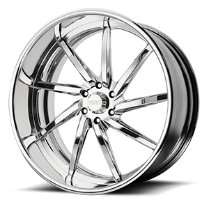 KMC Wheels KM402 6 Polished