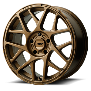 KM708 Bully Matte Bronze 5 lug