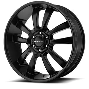 KMC Wheels KM673 Skitch 6 Satin Black