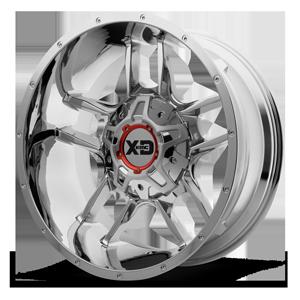 XD839 Clamp Chrome 8 lug