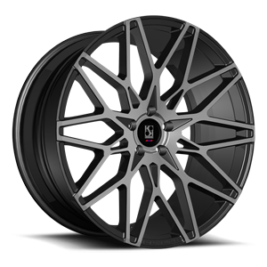 Funen Black Smoked 5 lug
