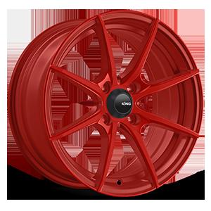 Konig Wheels Helix 4 Red