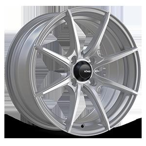 Konig Wheels Helix 4 Silver