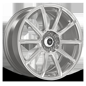 Konig Wheels Control 5 Silver