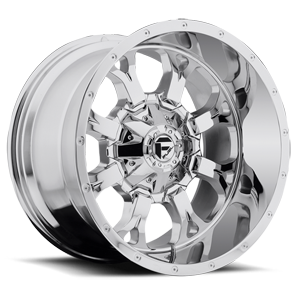 Krank - D516 Chrome Plated 8 lug
