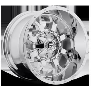 Fuel Deep Lip Wheels Krank - D516 5 Chrome