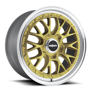 LSR Gold & Machined 5 lug