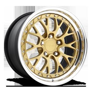 LSR 5 Matte Gold