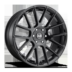 Luxe - S205 Gloss Black 6 lug