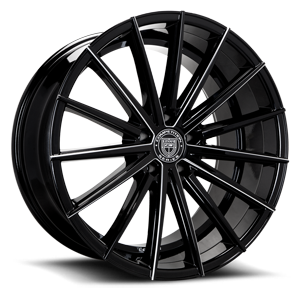 Pegasus Black & Machined 5 lug