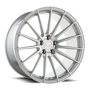 M615 Machine Silver 5 lug
