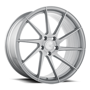 M621 Brushed Silver 5 lug