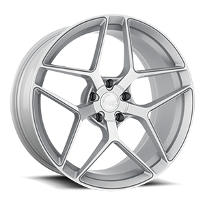 M650 Machine Silver 5 lug