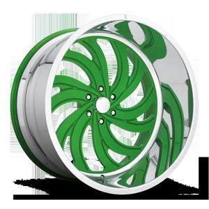 MAFIOSO 6 - FORGED HD 6 Illusion Green Ice