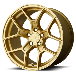 MR133 Gold 5 lug