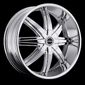 Strada Wheels Magia 5 Chrome