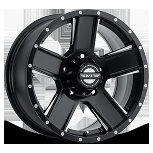 SD-5™ - 15x8 Satin Black 5 lug
