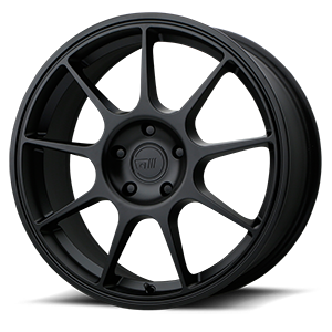 MR138 Satin Black 5 lug