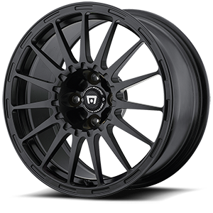 Motegi Racing MR119 Rally Cross S 4 Satin Black w/ Clear Coat