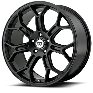 Motegi Racing MR120 5 Satin Black