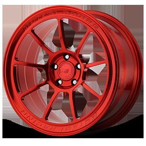 MR103 Candy Red 5 lug