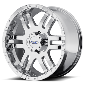 MO951 Chrome 5 lug