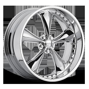 Nitrous SEC - F317 Chrome 5 lug