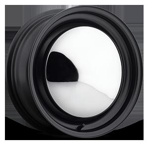 OE (Series 659) Matte Black 8 lug