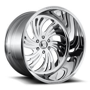 Outrage 6 - Forged HD 6 24x14 | Polished