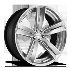 OXR Matte Ceramic Silver 5 lug