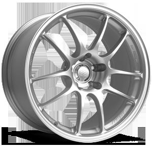 Enkei Wheels PF01 5 Silver