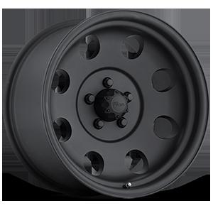 164MB Mod Matte Black 5 lug