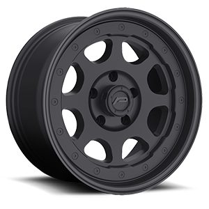 166 Nighthawk Satin Black 5 lug