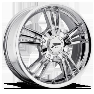 Platinum 122 Wolverine 4 Chrome