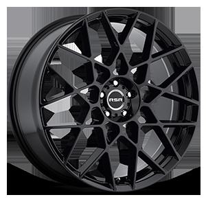 RSR R704 5 Gloss Black
