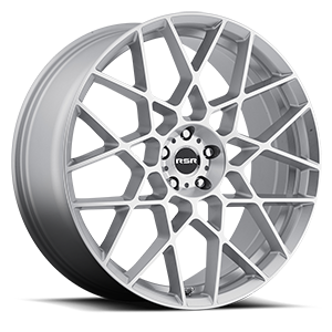 RSR R704 5 Machined Silver