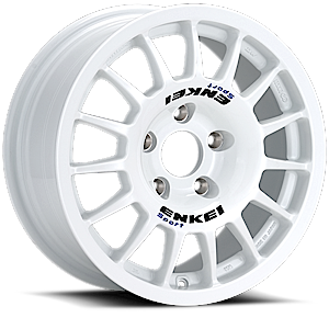 RC-G4 White 5 lug